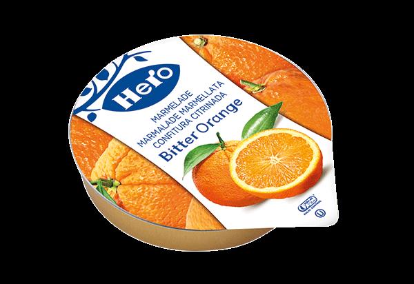 Hero bitter orange Alu portion