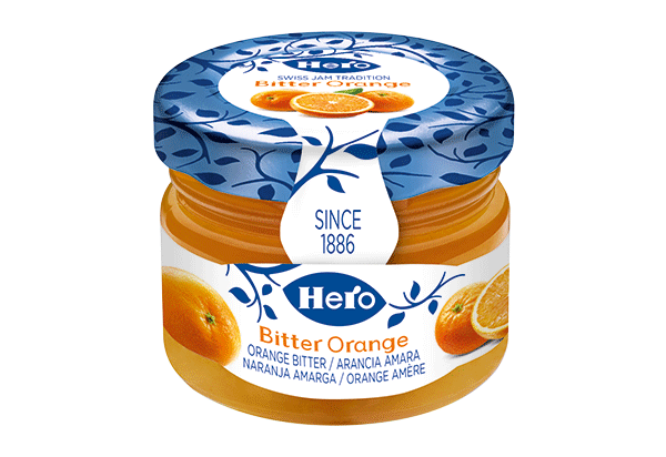 Hero Bitterorange mini jar