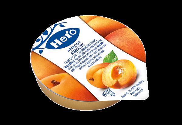 Hero Apricot Alu portion