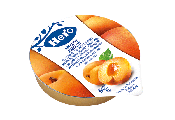Hero Apricot Alu portion