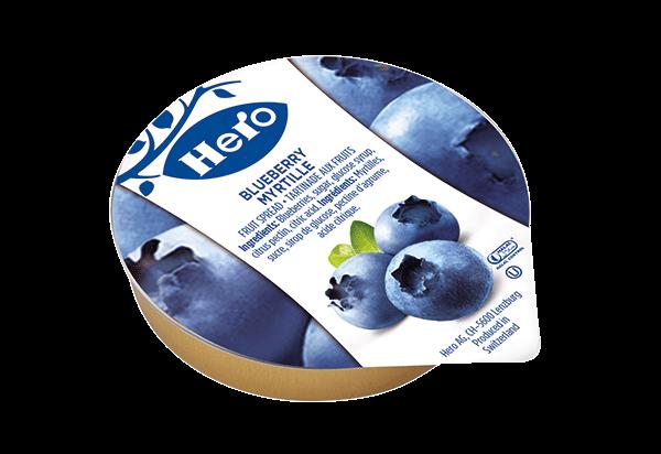 Hero blueberry Alu portion