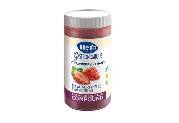 Hero Strawberry Compound