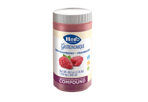 Hero Raspberry Compound