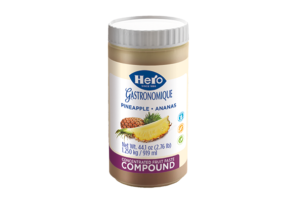 Hero Pineapple Compound