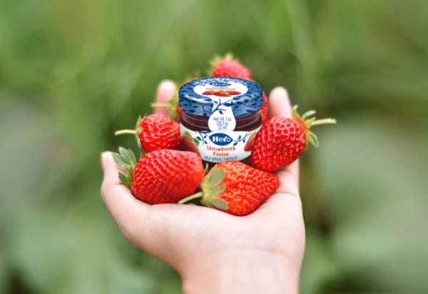 Hero Mini jars - Now with 50% fruit