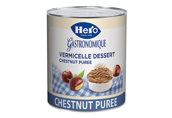 Hero Chestnut Puree 900g