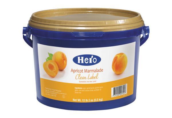 CleanLabel Apricot baking jam
