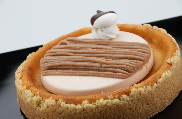Chestnut-Quark Tartlet